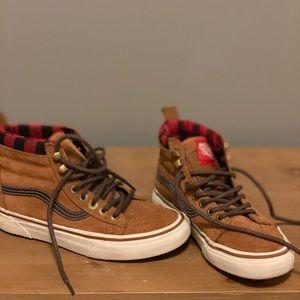 Vans Shoes - Vans scotch-guard